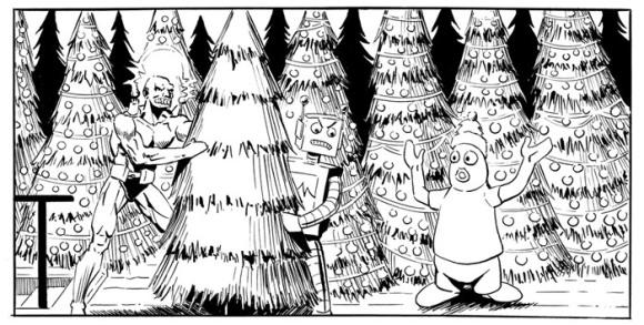 ChristmasDeliveryAction