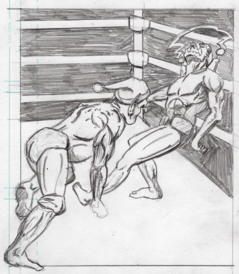 Finished_Pencils_Dead_On_The_Ropes